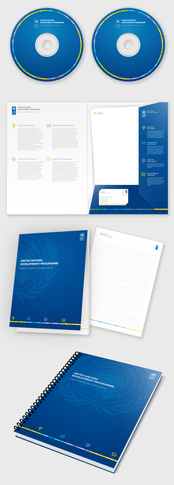 Corporate Identity – United Nations